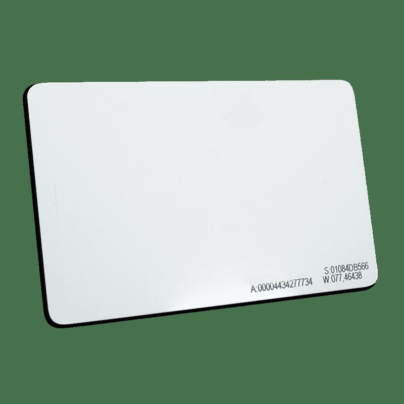 Cartão de Proximidade ClamShell ISO Premium