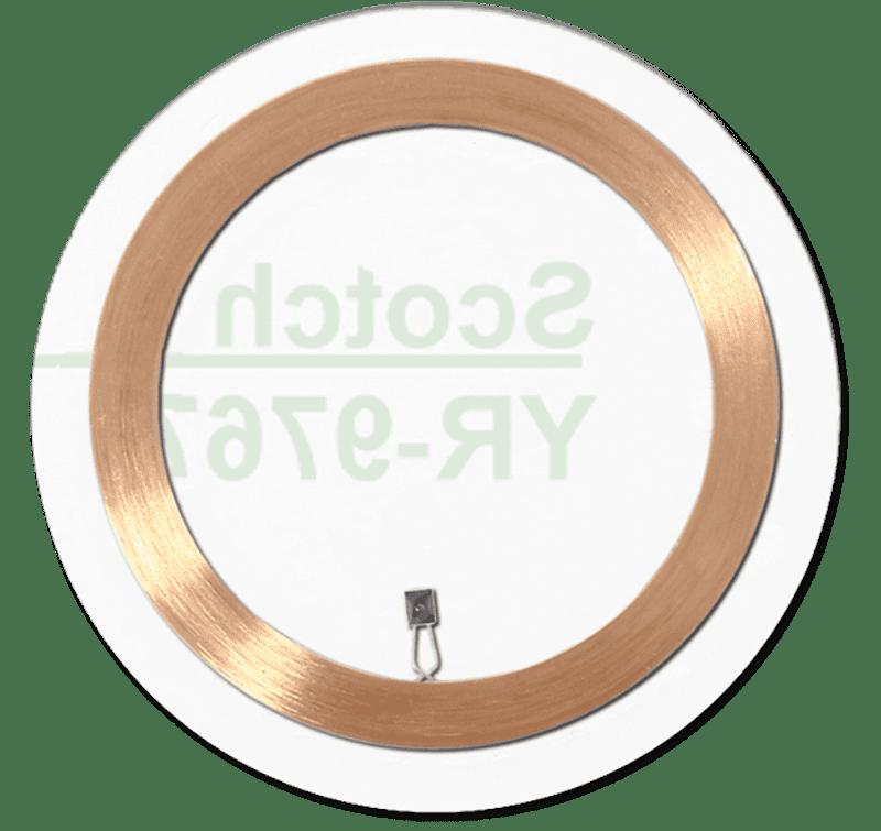 Clear Disc de Proximidade 30 mm Adesivado