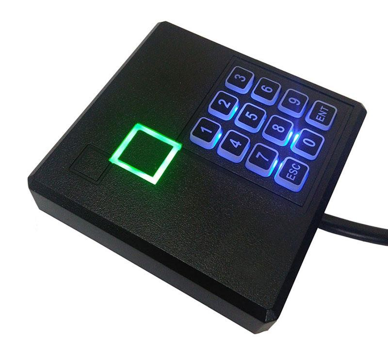 Controle de acesso digital