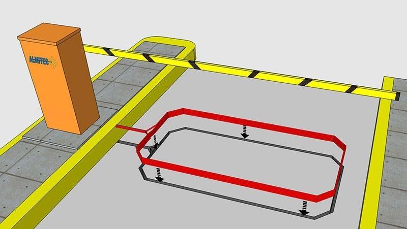 Detector de massa metálica